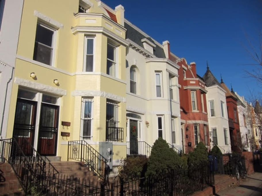 H St Townhouses