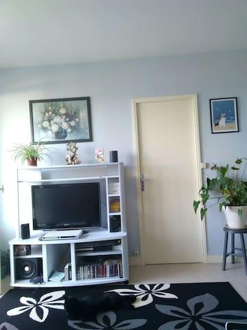 Chambre privée dans un appartement - Limoges