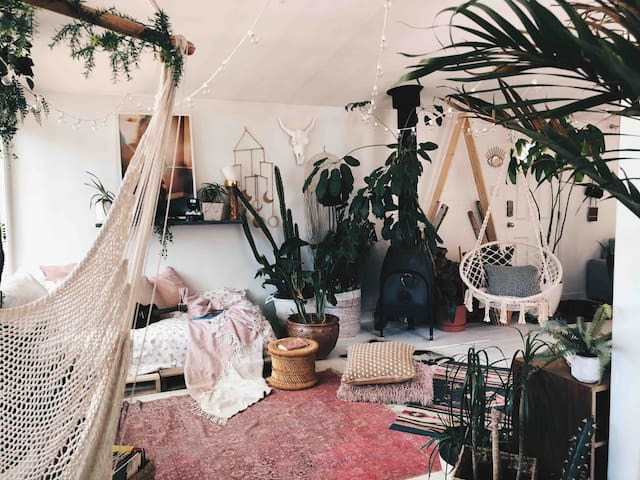 Eclectic Boho home