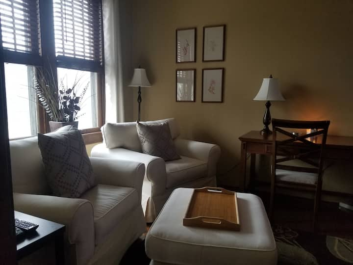 Beautiful, private apartment in Beckley.