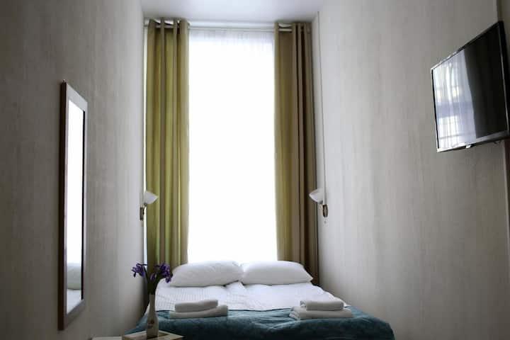 Стандартный 2-местный номер с 1 кроватью