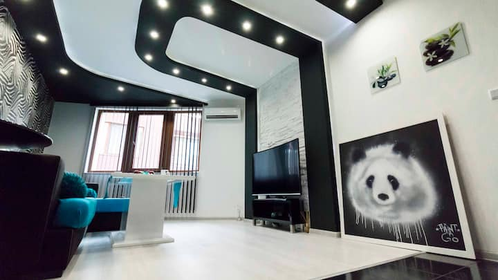 The Panda Apartment , perfect for self-isolation