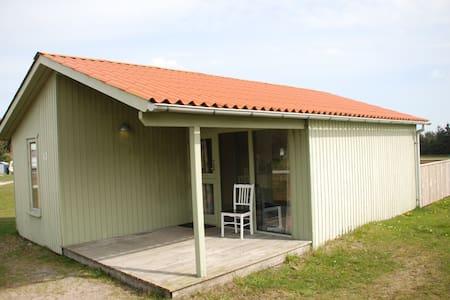 Hus 6-personer med toilet - Hanstholm