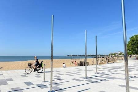 80m Plage & Front de mer - Agréable  T2