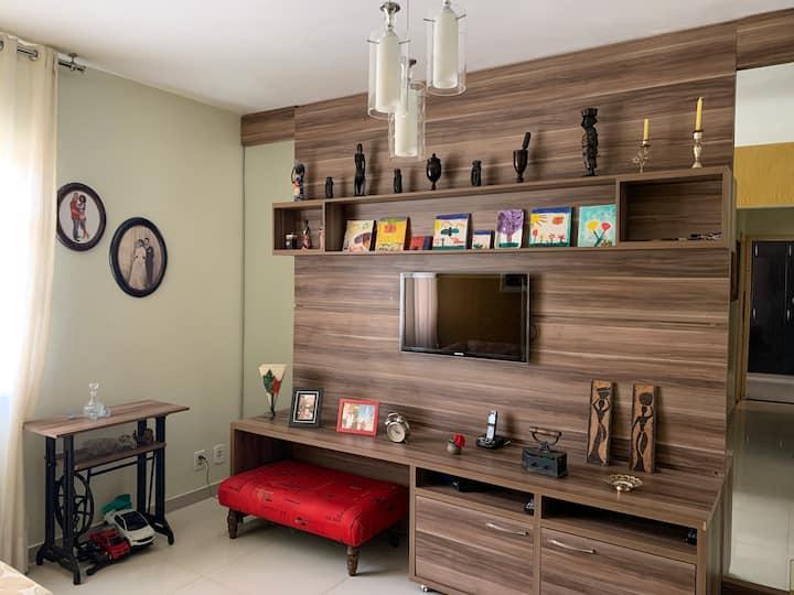 Este incrível apartamento tem tudo que vc deseja