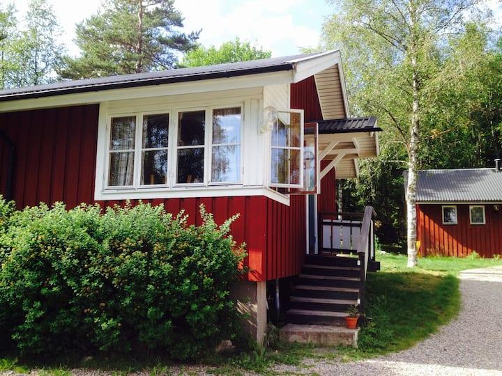 Stuga nr:1 vid havet med 5 sängar, Bänkåsviken
