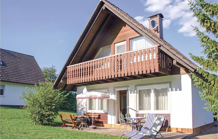 Holiday cottage with 3 bedrooms on 96m² in Oberaula OT Hausen