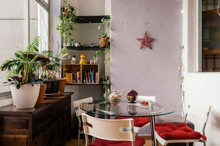 Lovely Double room in Barcelona - Barcelona - Wohnung