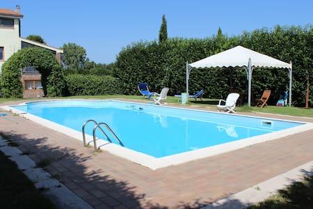 Villa molto vicina a Roma e lago Bracciano - Monterosi - Apartment