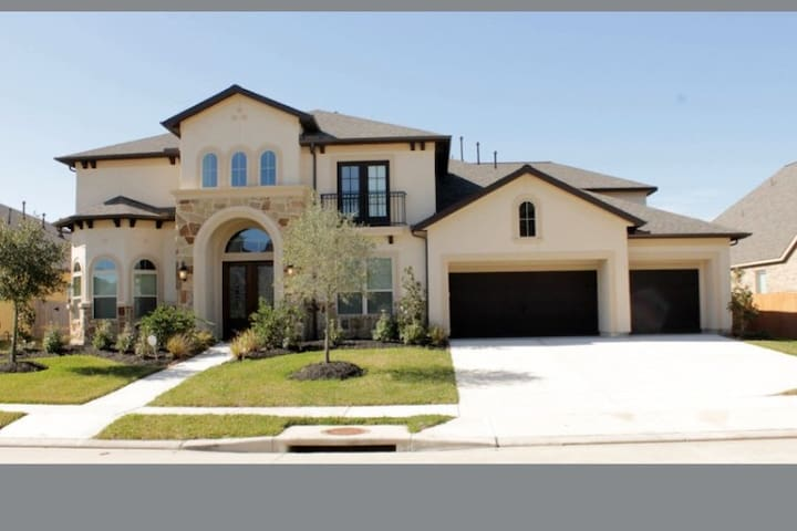 Beautiful new luxury home - Pearland - Hus