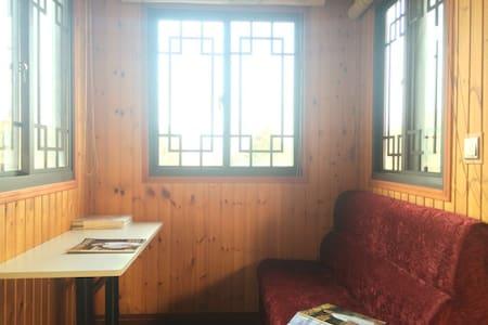 善宇山庄 - Wuxi - Sommerhus/hytte