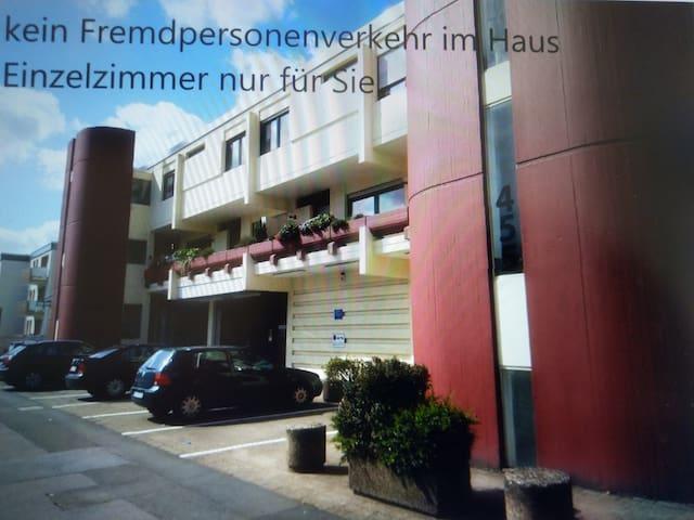 modernes Appartement in Dortmund Transfer möglich
