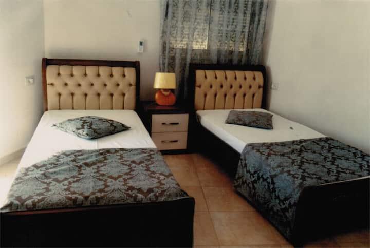 Hotel Ana Permet Twin Room