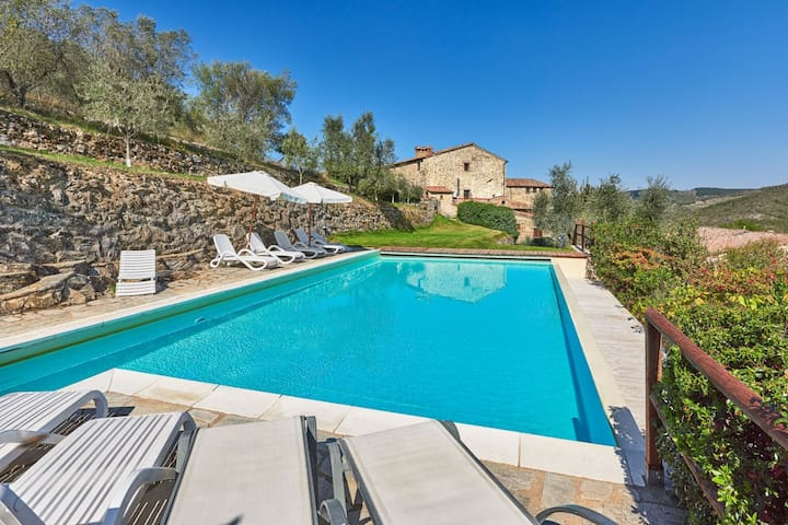 Stone house with private pool Vacavilla Exclusive