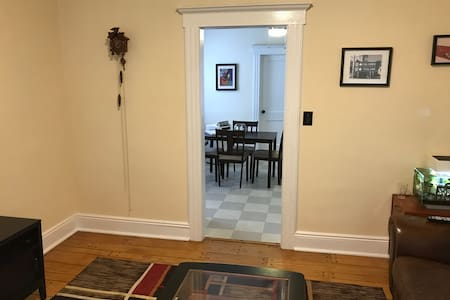 Charming Apartment close to NYC (2nd FL)