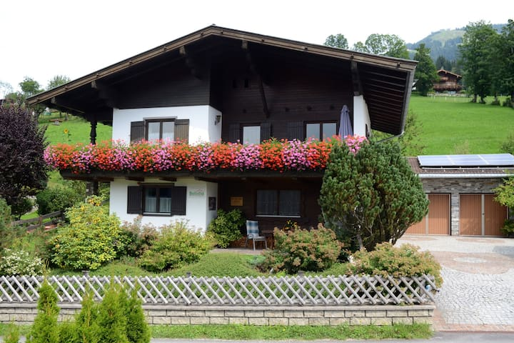 Beautiful Apartment near Ski Area in Westendorf