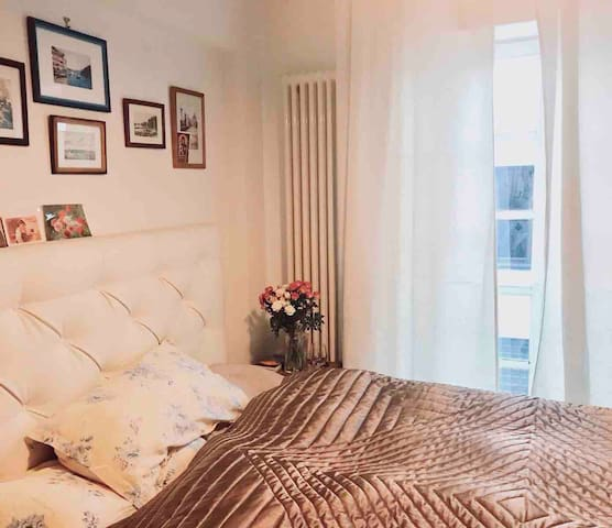 Cozy room in shared flat 10min Messe/CityCentre