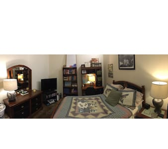 Historic private room in the heart of the city. - Knoxville - Loft