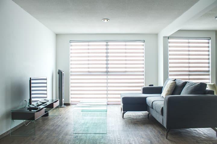 Cool & Luxury Apartment, CDMX