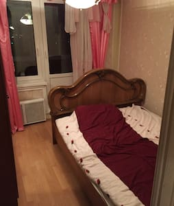 Room for travellers - Moskva - Appartement