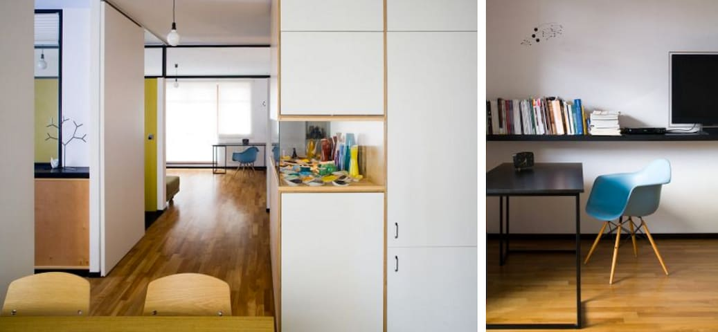 Comfy, cozy and perfectly located! - Warsaw - Apartment