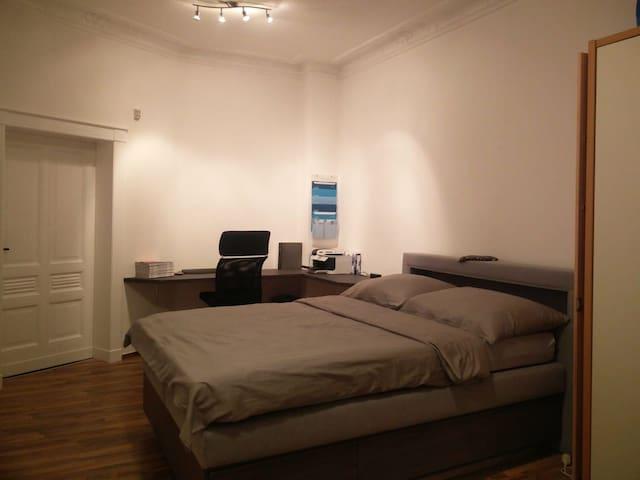 Bequeme Monteurswohnung in Halle im Paulusviertel