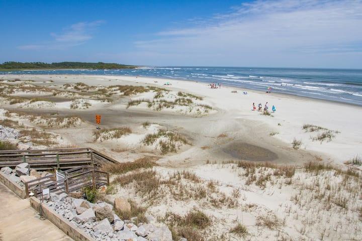 Beachfront-2B-2B*Views of Inlet&Ocean 🏖 gear