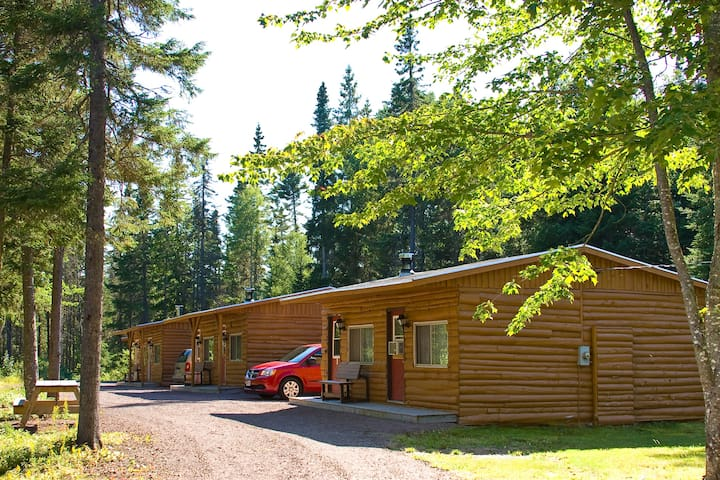 Pioneer Lodge & Log Cabins