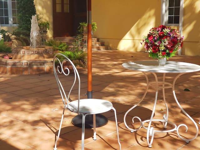 Cozy room/Tuscany Villa near Suvarnabhumi Airport