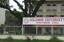 Dumaguete is the home of Silliman University  http://archive.su.edu.ph/page/10-history
