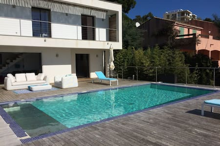 Beautiful Modern Villa with Pool - Cavalaire-sur-Mer
