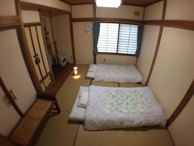 Tatami private room (A) in〖Motomachi House〗