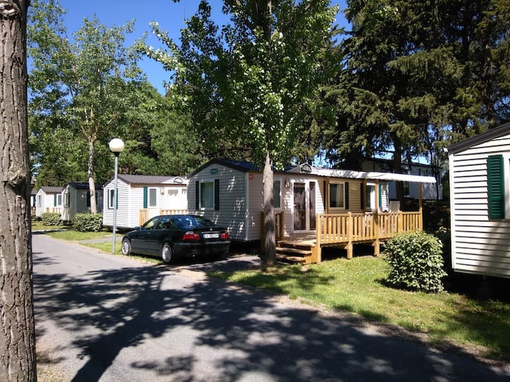 Mobil-home 6 personnes camping AGDE