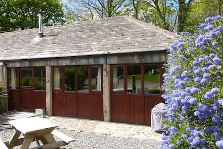 The Wagon, a barn conversion for 2 in N.Cornwall - Saint Teath