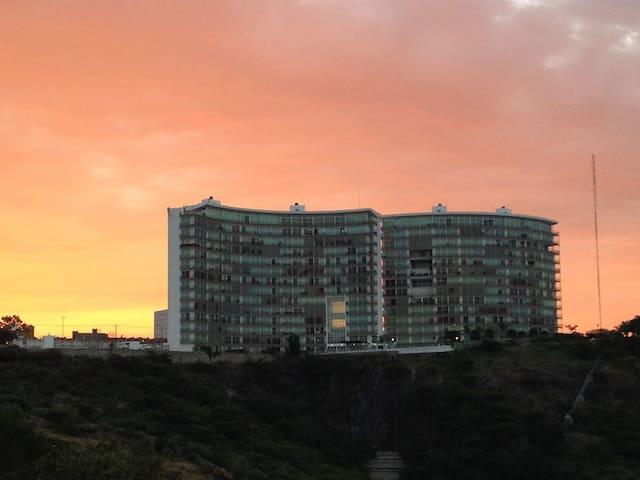 LOFT CON VISTA PANORAMICA 1 RECAMARA KING - Santiago de Querétaro - Wohnung