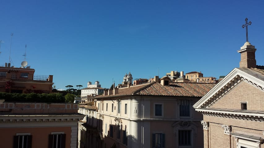 Spagna from my window