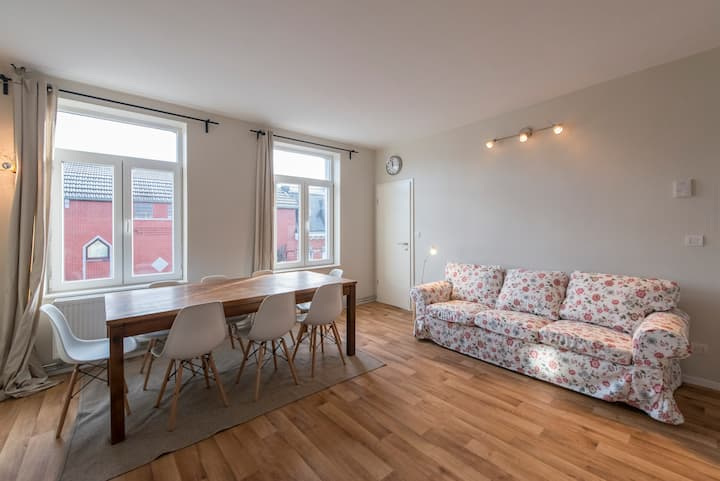 apartment with 4 bedroom in Liège