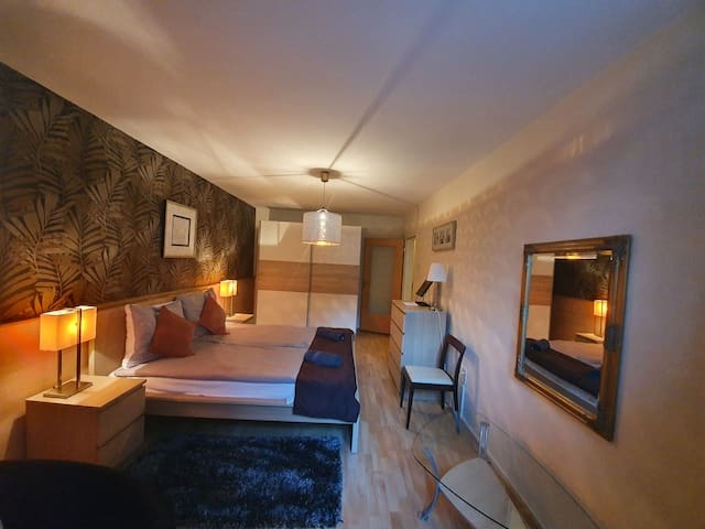 Cosy apartment in the acient Budacastle area