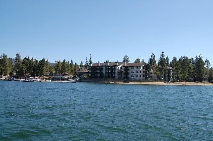 Lakefront Lagonita Lodge - Big Bear Lake - Apto. en complejo residencial
