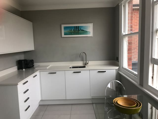 Lovely Hove apartment