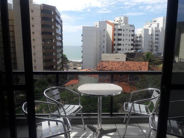 Praia das Virtudes em Guarapari (valor por quarto) - Guarapari - Apartament
