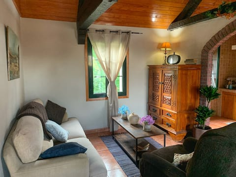 Casa gallega con encanto en plena naturaleza
