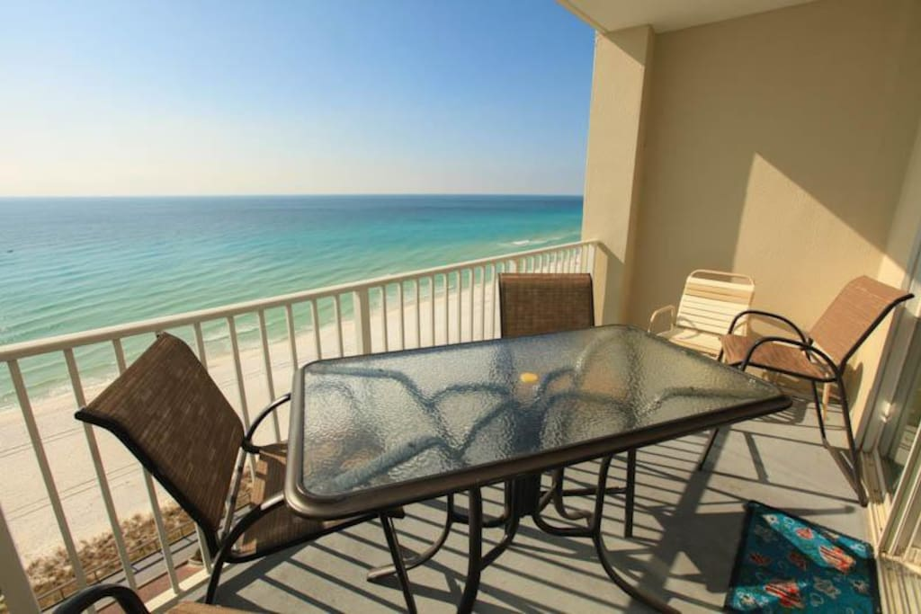 Beautiful 1 bedroom condo majestic sun 908b oceanfront - 1 bedroom condos in destin fl on the beach ...
