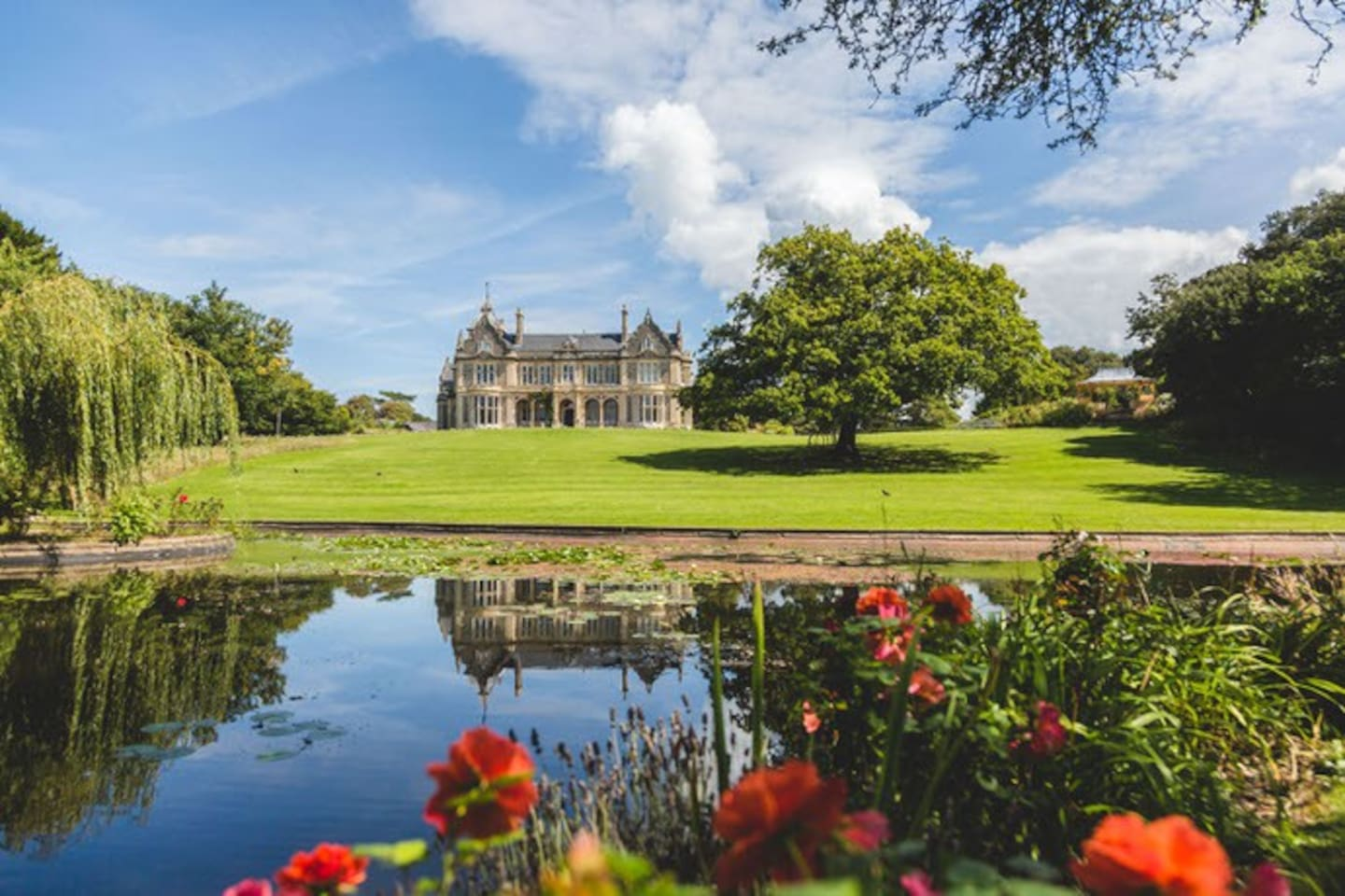 Clevedon Hall Exclusive Mansion House