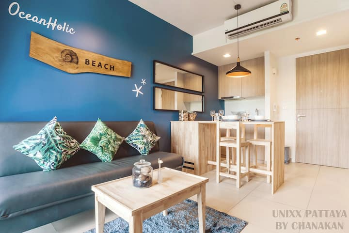 Luxury Condo South Pattaya 10 min Bali Hai Pier