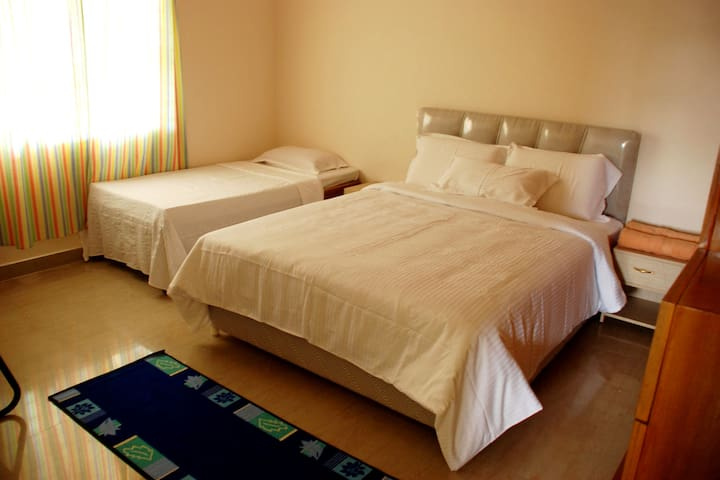 Manju Home Stay - Well Furnished House At Coorg