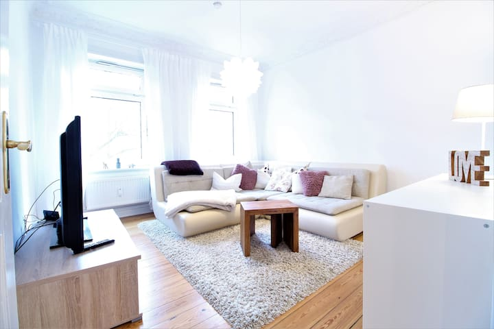 Upscale apartment in Winterhude - great location! - Hamburg - Lägenhet