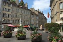 Centre vielle ville