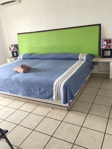 Casa Chacala, cómodo apartamentos - Chacala - Appartement