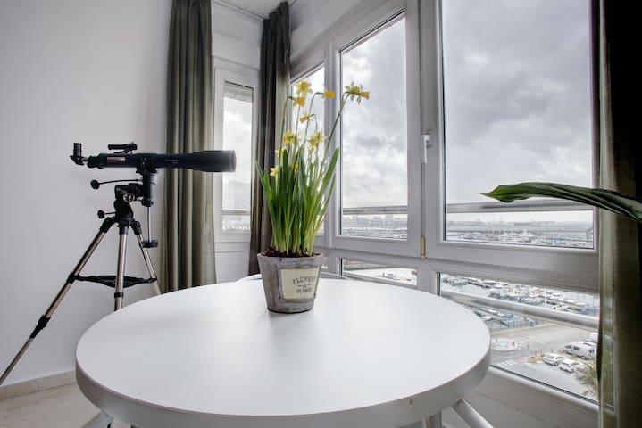 Fantástico apartamento mirando a Gibraltar - La Línea de la Concepción - Apartament